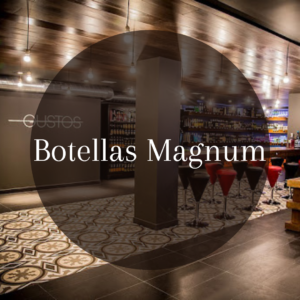 Botellas Magnum